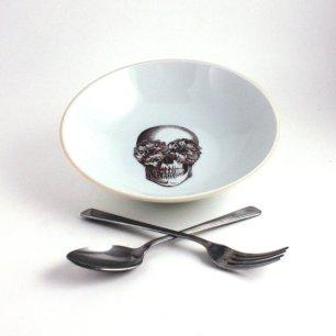 http://www.etsy.com/nz/listing/128798805/sale-sugar-skull-serving-salad-bowl